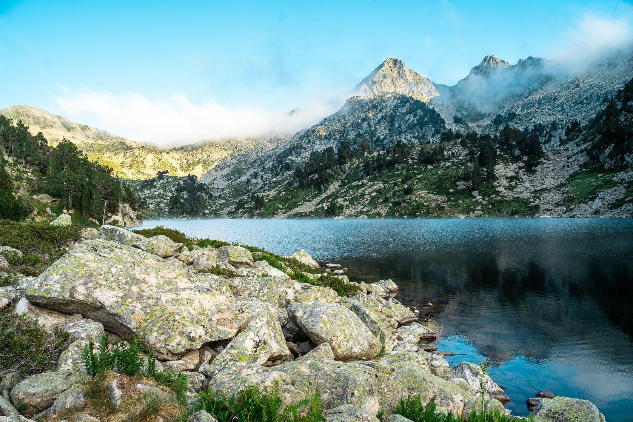 Lac Baciver - Foto d'Eduard Vilò