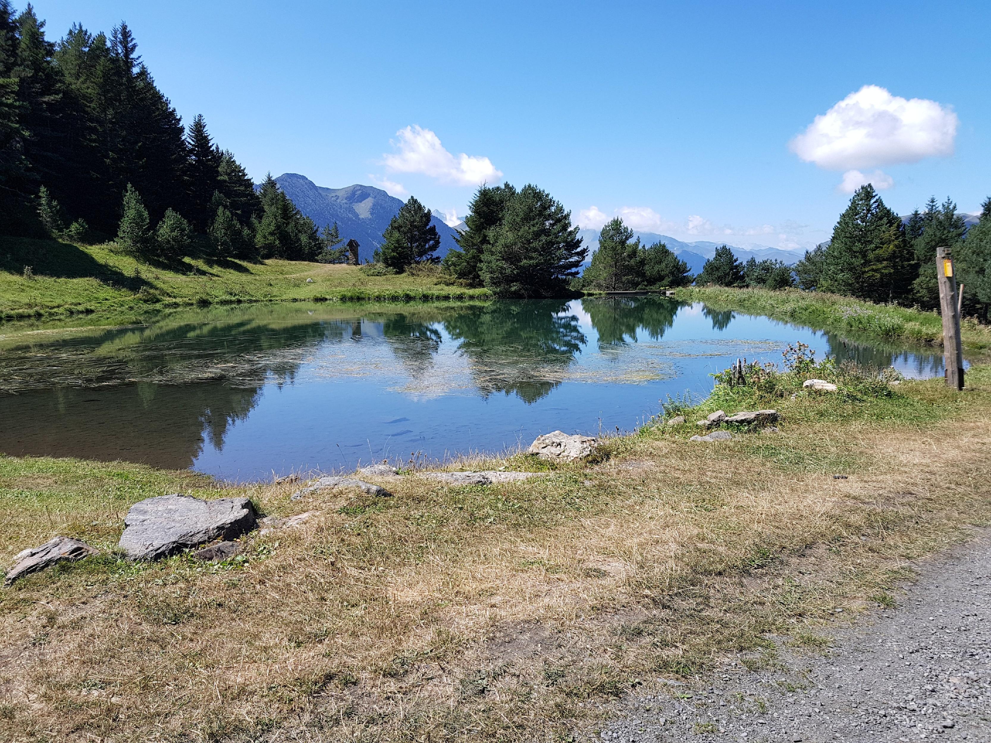 Bassa d'Arres _ Val d'Aran