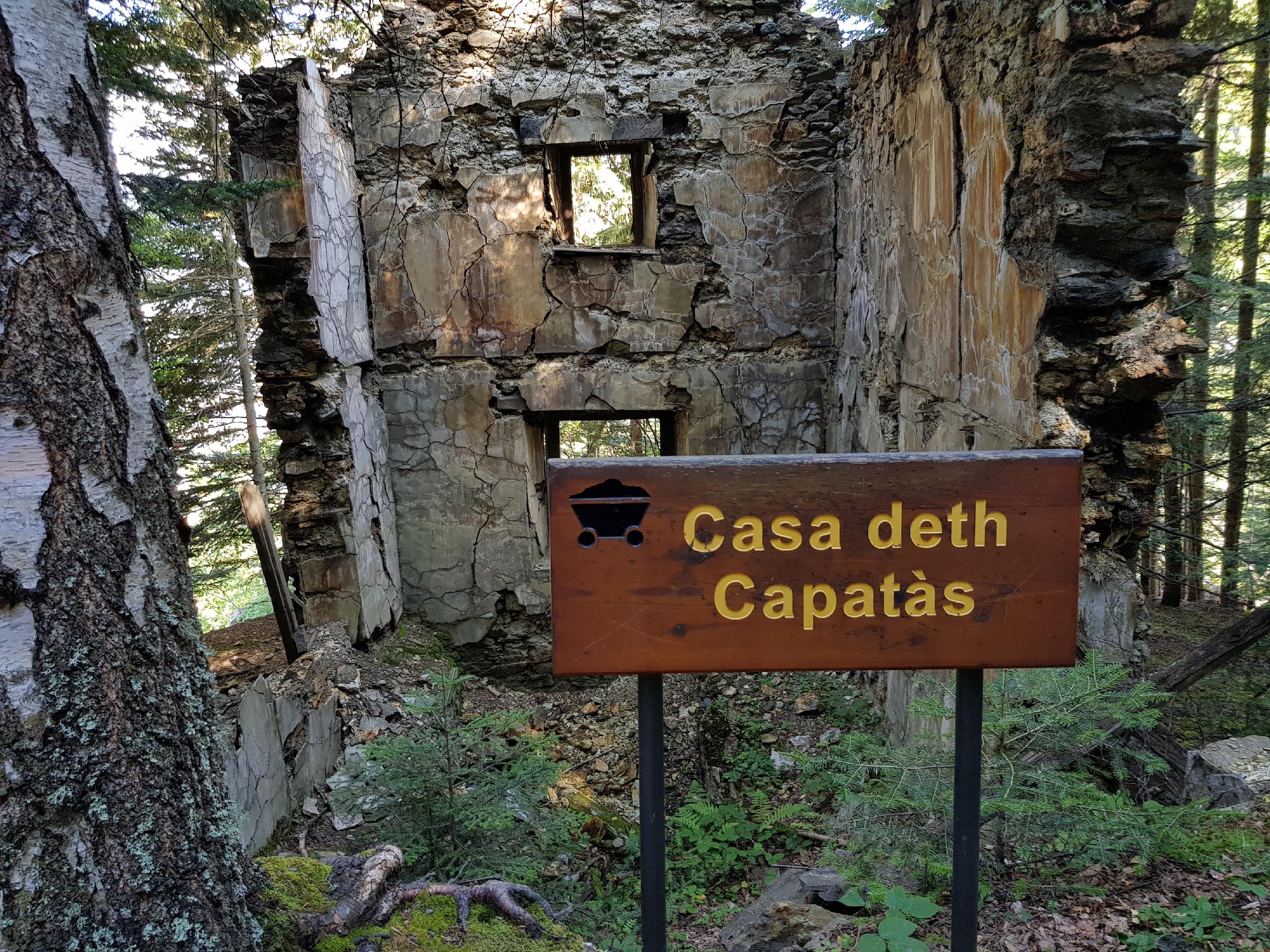 Casa deth Capatàs - Minas Victoria