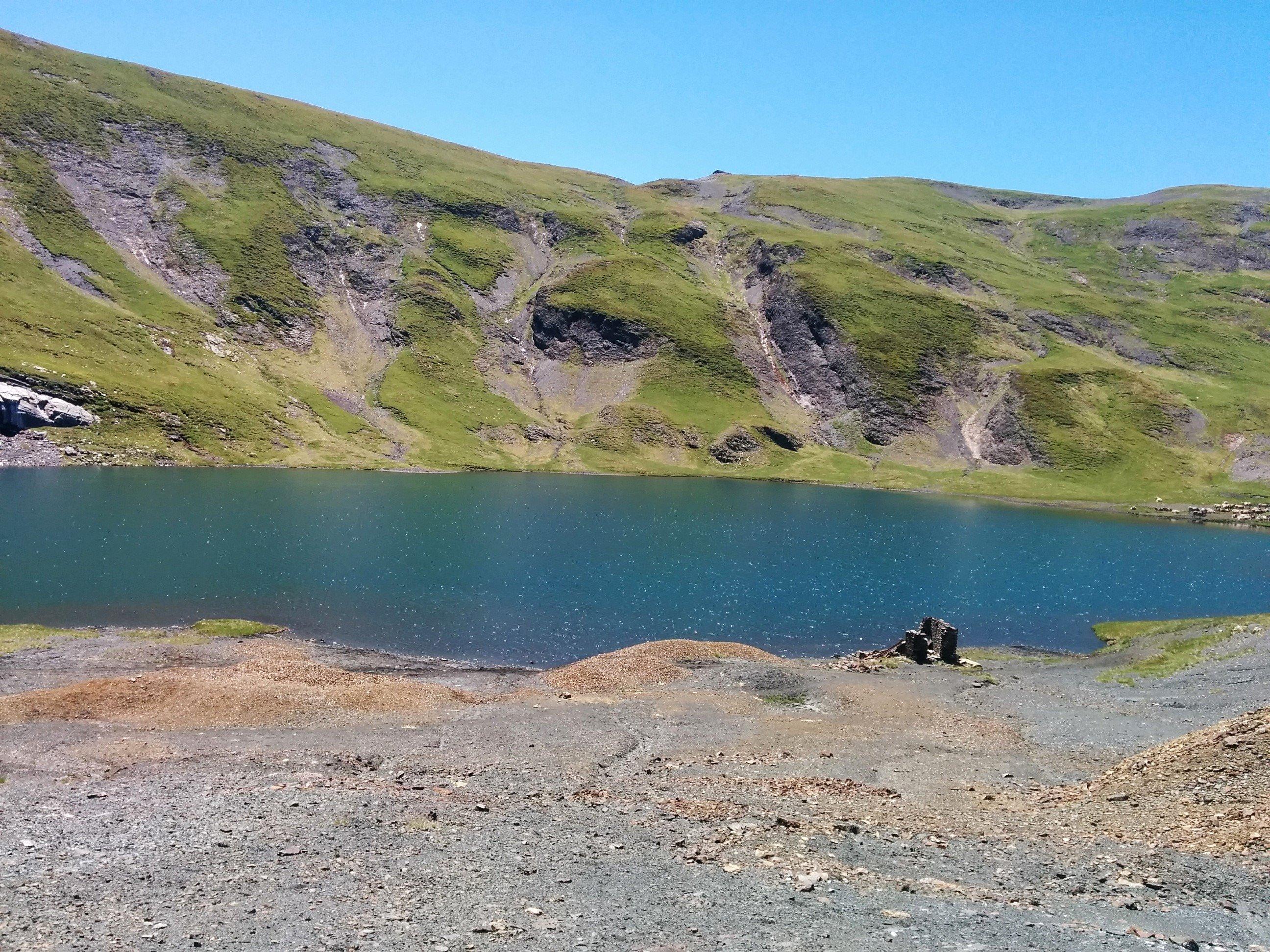 Lago liat - Val d'Aran