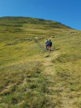 Sendero hacia Tuc dera Pincèla