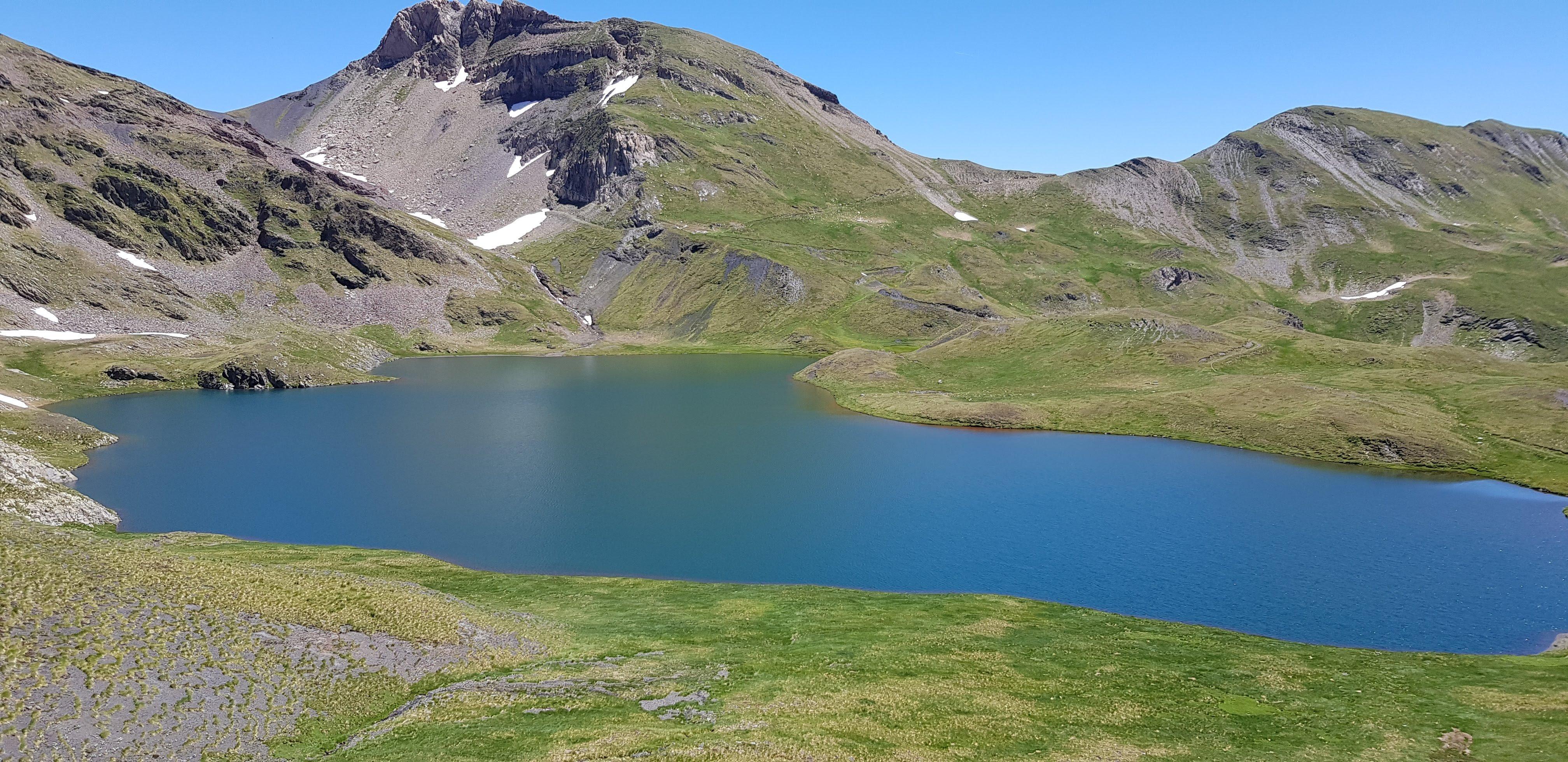 Lac de Montoliu - Val d'Aran