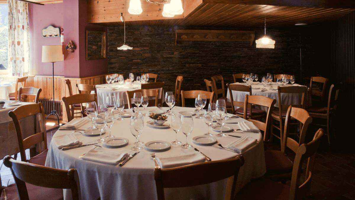 Restaurante Ticolet Valle de Arán