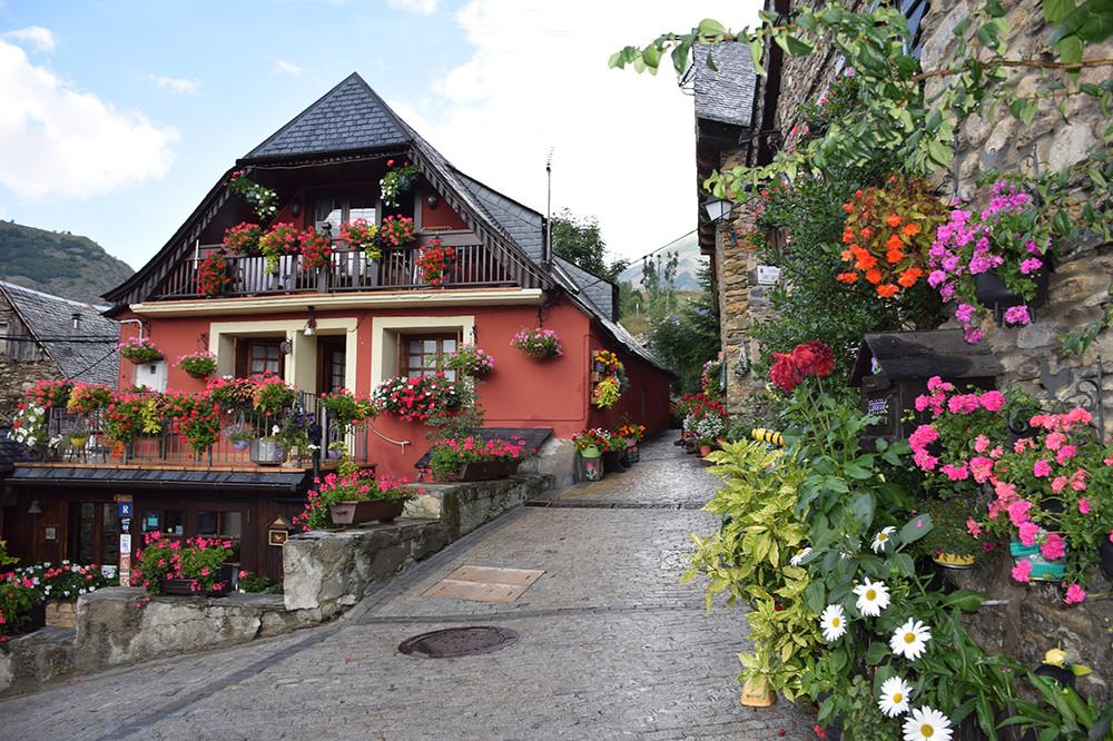 Bagergue (Lérida), uno de los pueblos más bonitos de España