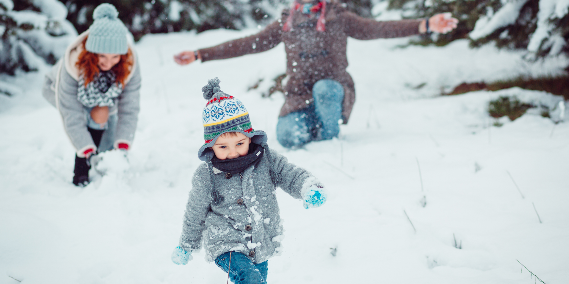 10 actividades en la nieve que tienes que probar