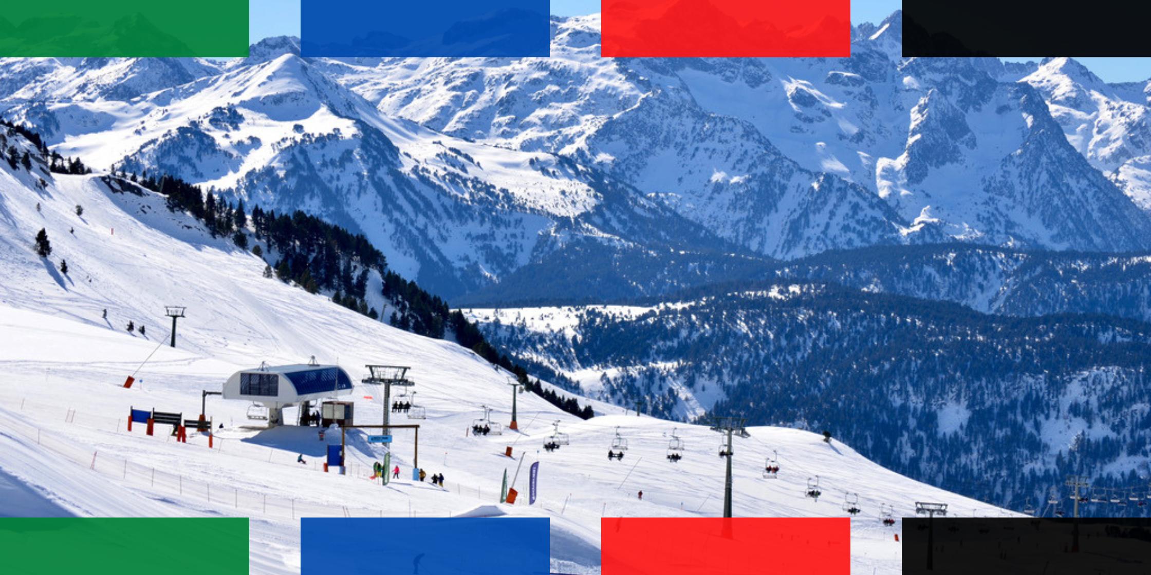 Colores de las pistas de esquí, ¿de qué color es tu nivel?