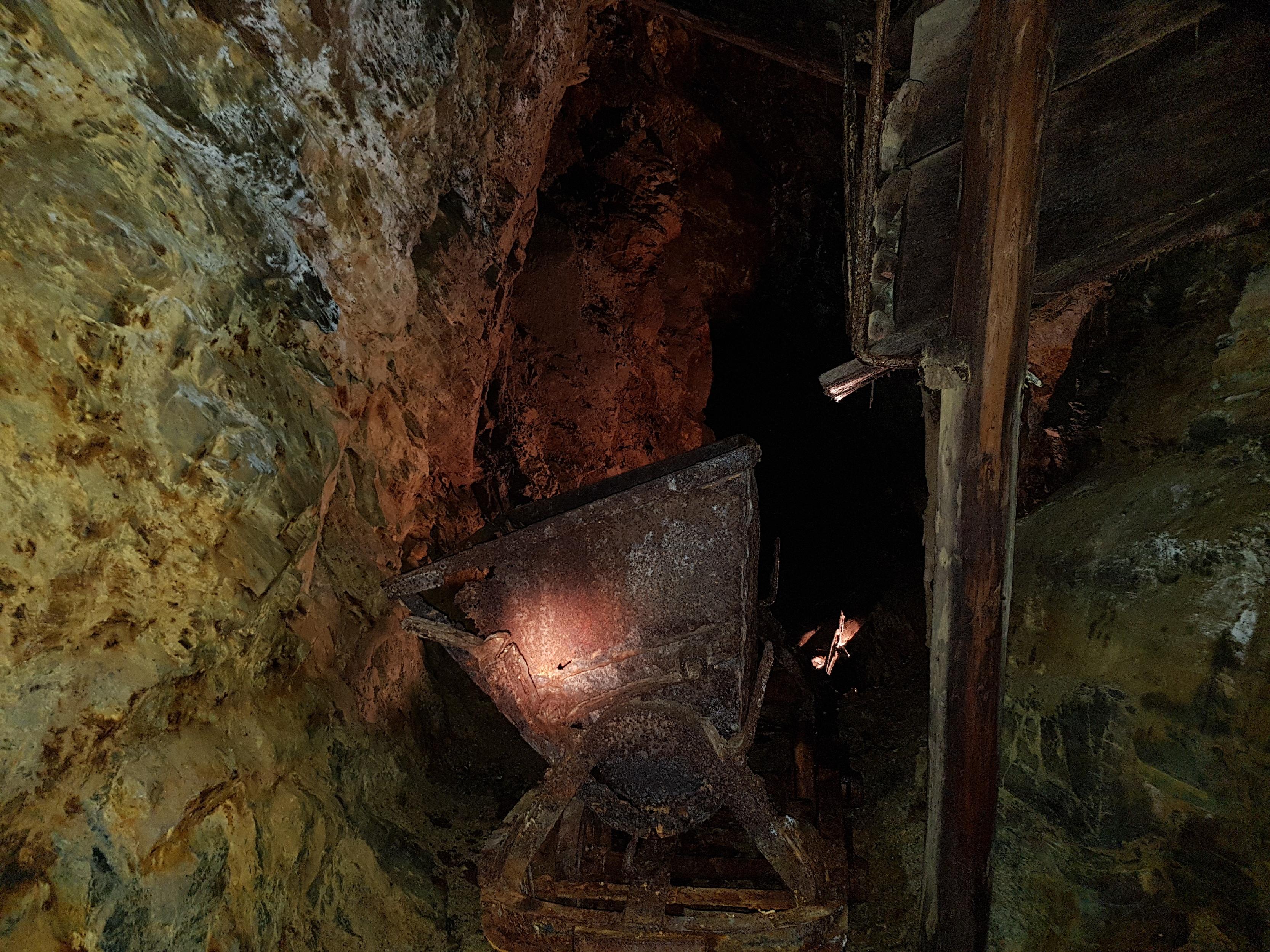 Descubre las rutas a las Minas de la Val d'Aran