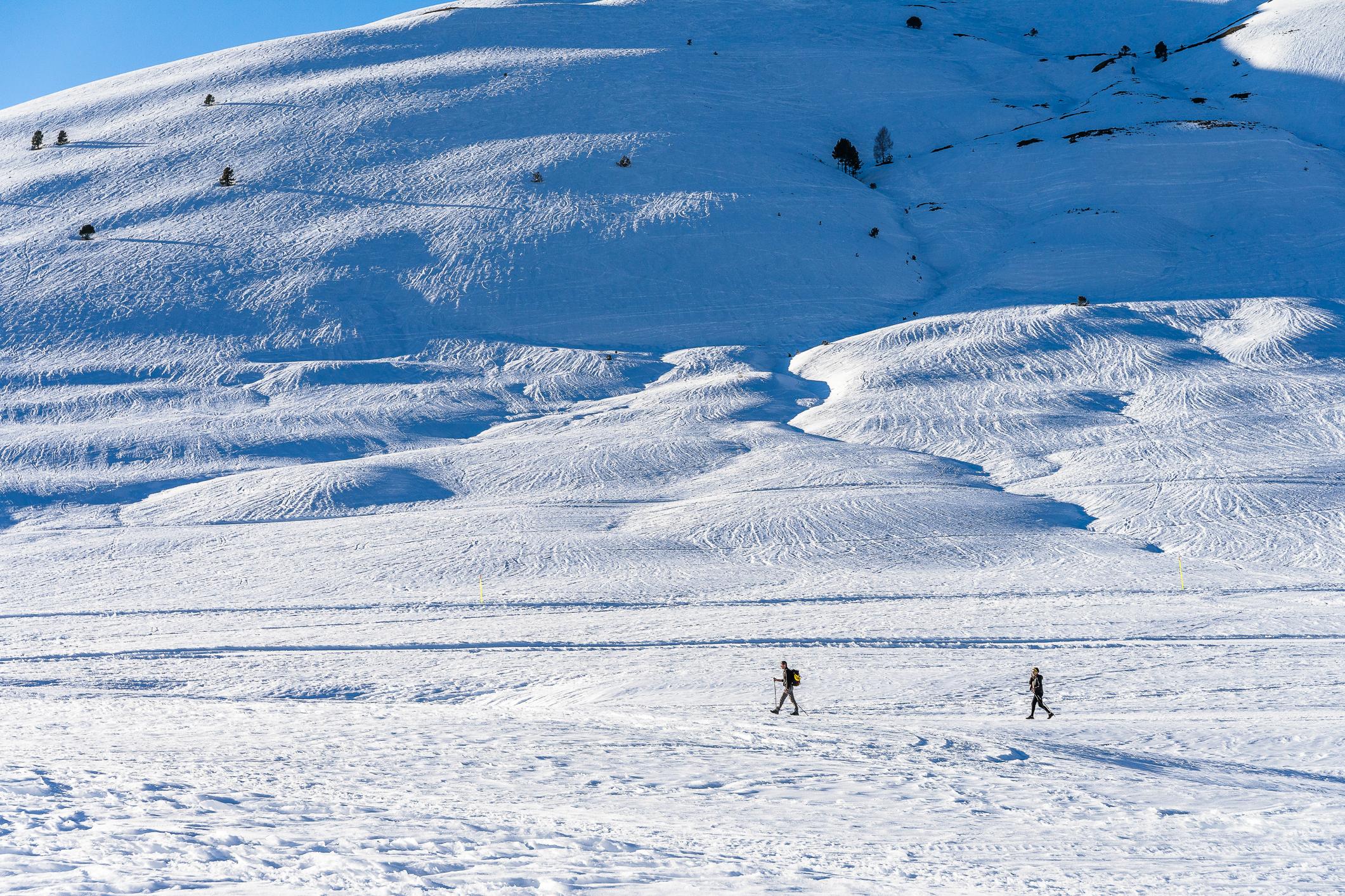 Regala a tu pareja un fin de semana en la nieve