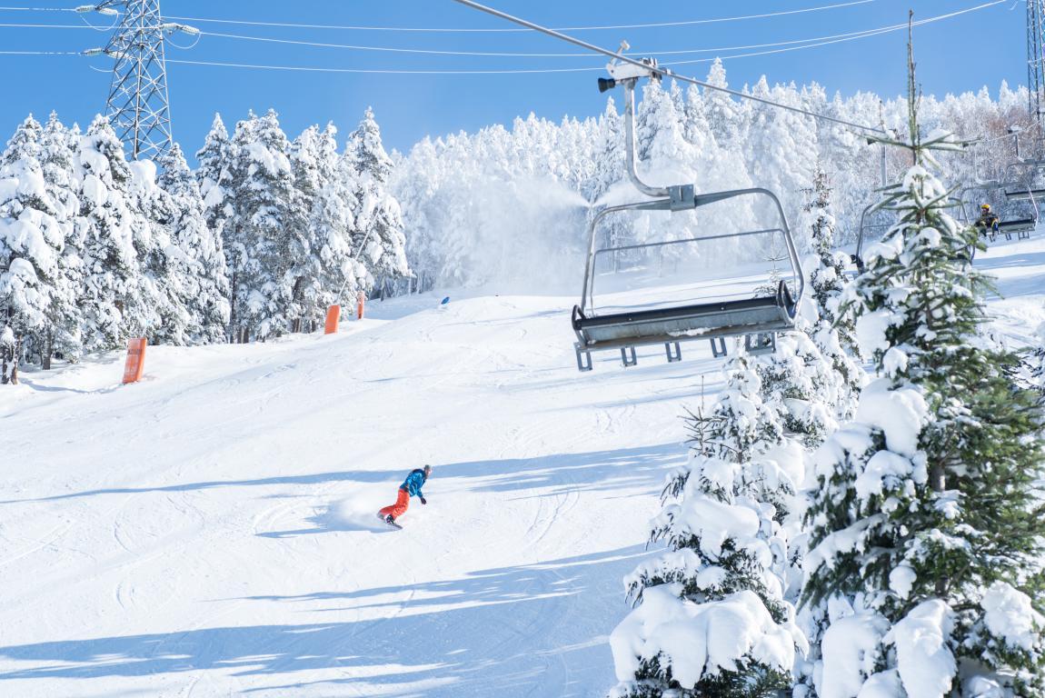 La estación de ski de Baqueira adelanta su apertura al 23 de Noviembre
