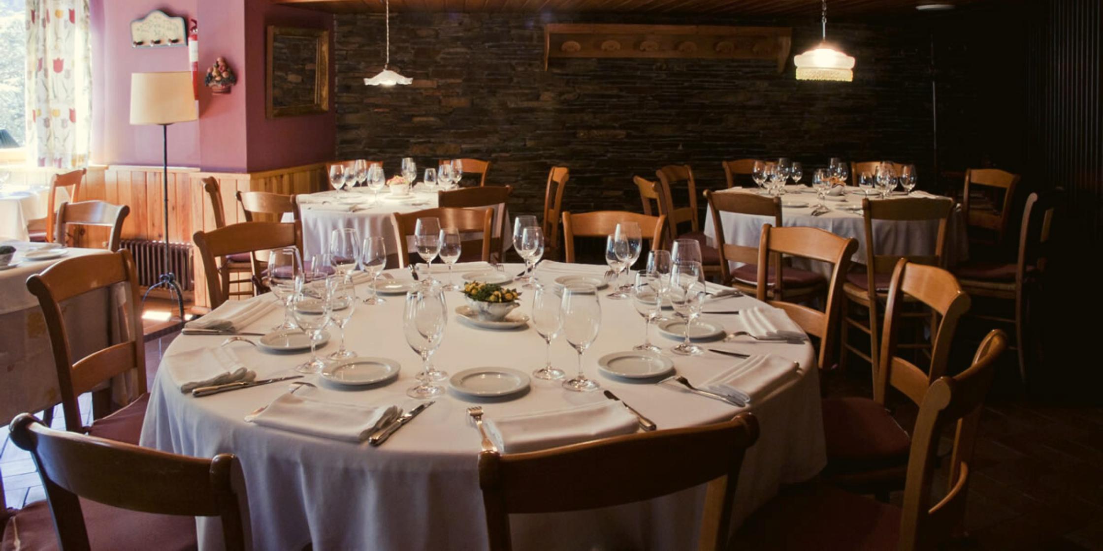 Restaurantes en Baqueira: un plan de après-ski ideal