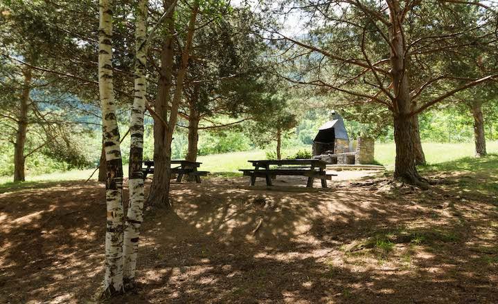 Lugares para hacer Barbacoas y Picnic en Valle de Aran
