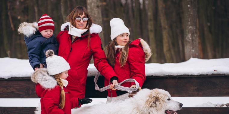 Tu ropa para ir a la nieve [checklist + infografía]