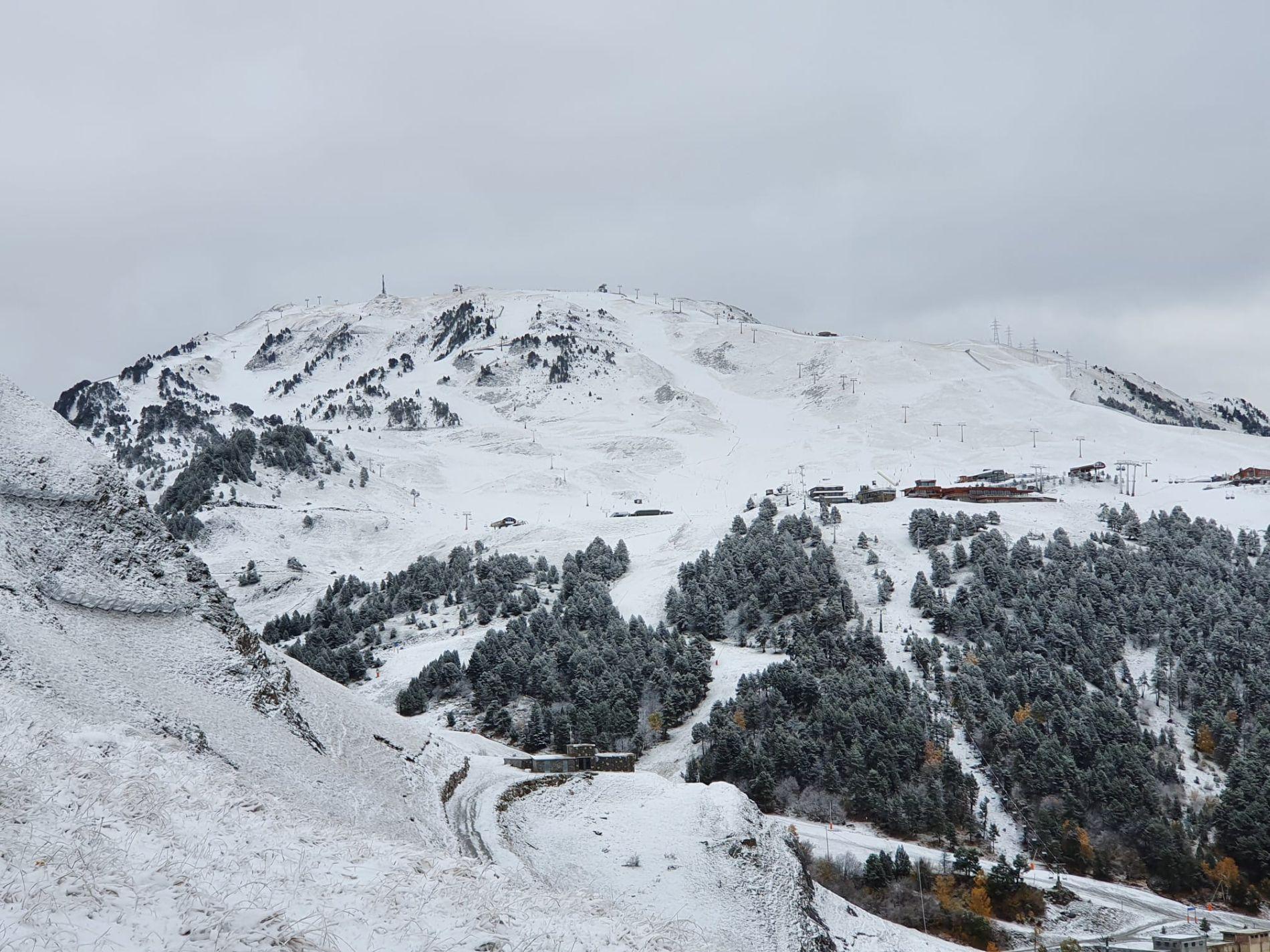 El mejor Puente de Diciembre esquiando en Baqueira